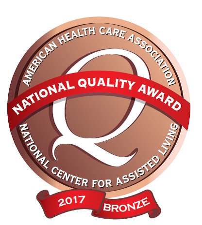 2017 Bronze National Quality Award