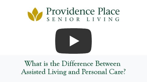 What is the Difference Between Assisted Living and Personal Care?