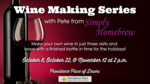 Wine Making Series