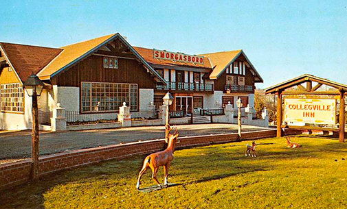 Collegeville Inn - 1960s