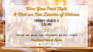 Wine Glass Paint Night