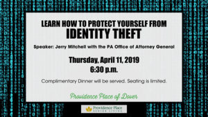 Learn How to Protect Yourself from Identity Theft